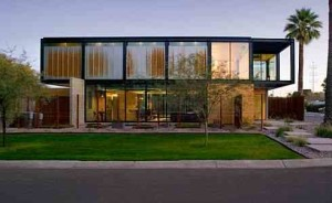 Modern House in Tempe