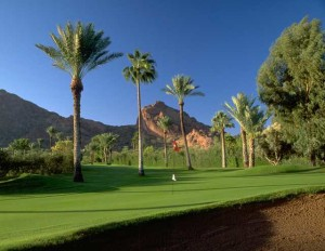 Mountain Shadows Golf Course in Paradise Valley Arizona