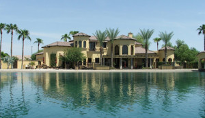 Gilbert Waterfront Homes
