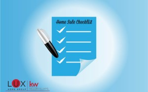 Preparing your home for sale checklist