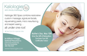 Kalologie 360 Spa Mother's Day