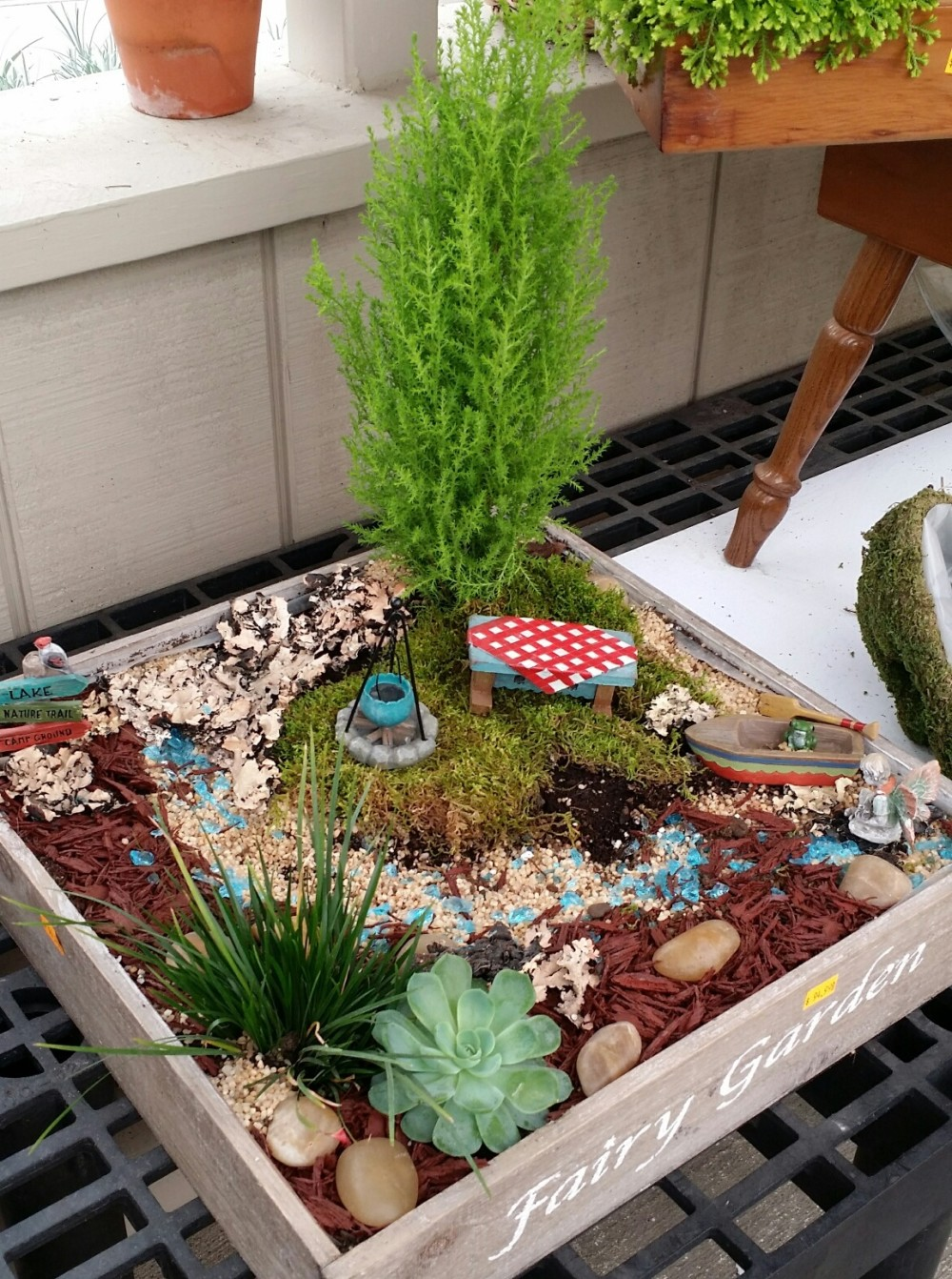Garden Projects For Kids Miniature Lands For Little Hands