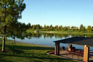 Kiwanis Park in Tempe AZ