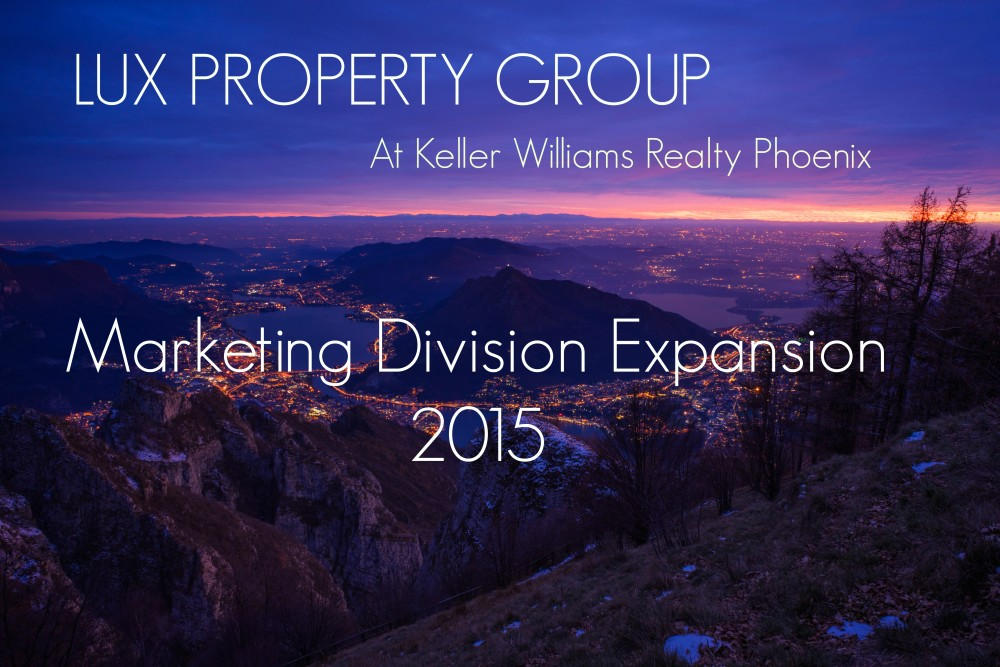 Why Phoenix Realty Companies need adaptable Marketing Operations in 2015