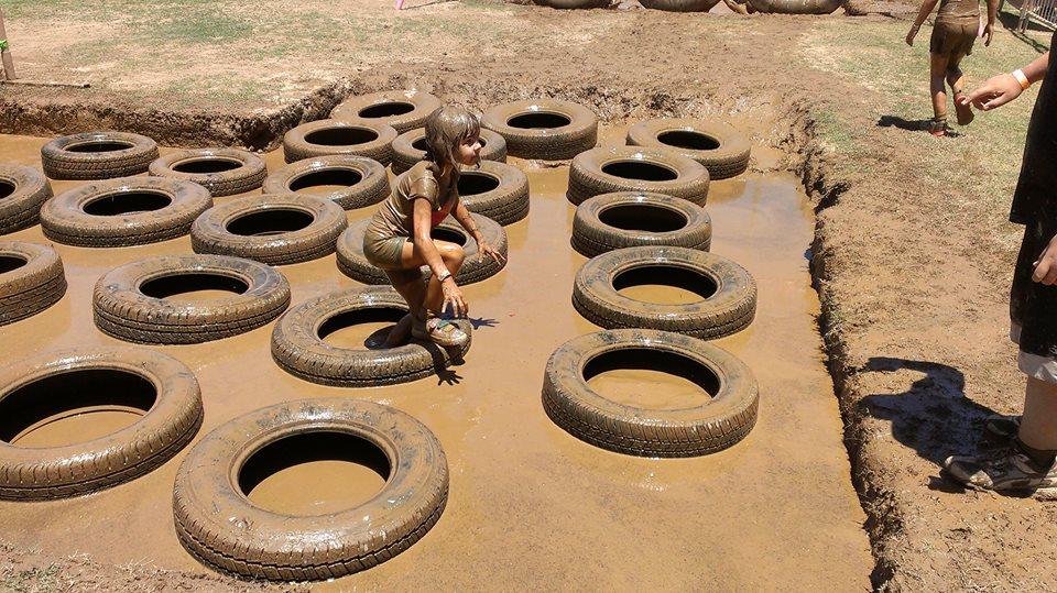 Mighty Mud Mania Original Mud Course
