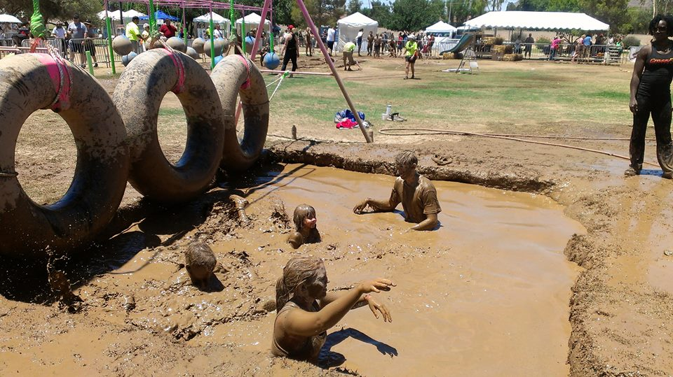 Mighty Mud Mania | Lux Blog