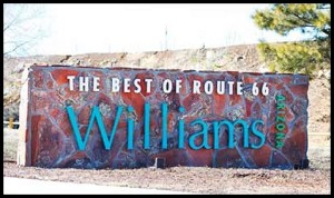 Williams Historic Route 66