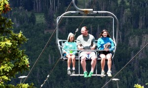 Arizona Snowbowl Scenic Chair Lift