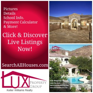 Search Phoenix Homes For Sale