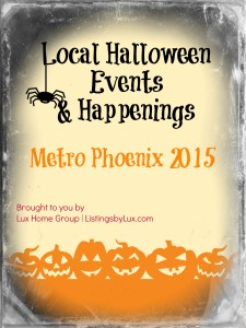 Local Halloween (Family) Events & Happenings – Metro Phoenix 2015